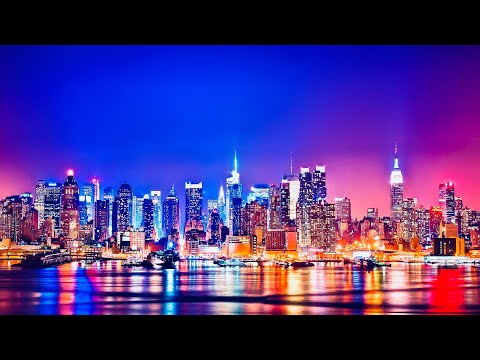 NEW YORK BY NIGHT (and day) / MANHATTAN / April 2018 [4K]