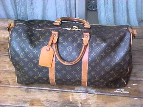 7b487b90ecc4 Louis Vuitton Keepall (Monogram) Review - Collecting Louis Vuitton - Review  36