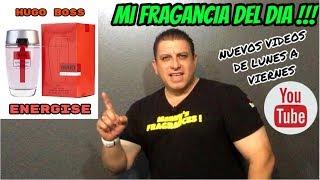 HUGO BOSS ENERGISE ( 2005 ) || Mi Fragancia del Dia !! || 11 Septiembre 2018