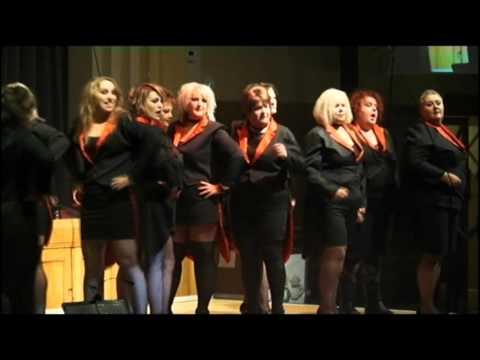 NHS Dumfries & Galloway Choir - A choir for charity 2015