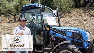 Argo Tractors - Landini #enovitis in campo 2017