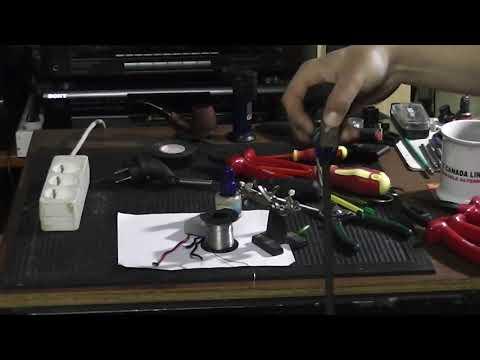 Плавный пуск однофазного электродвигателя своими руками