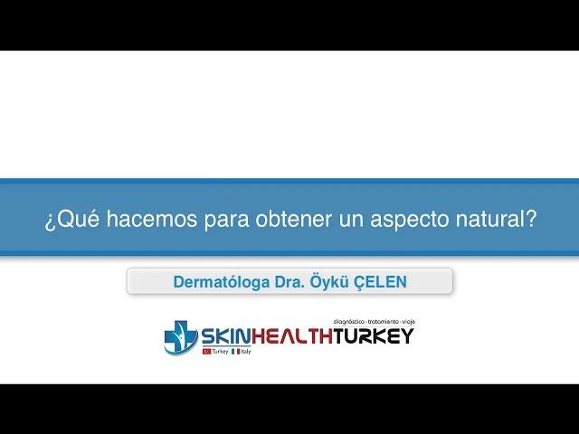 Trasplante Capilar Turquía - ¿Qué hacemos para obtener un aspecto natural? - Dra. Oyku Celen