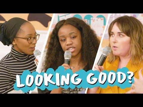What does it mean to look good? | ft. Chidera Eggerue, Bethany Rutter & Raifa Rafiq