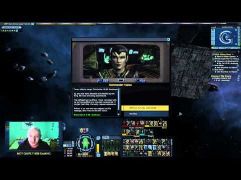 STO - Starfleet Engineer - Part 59 - Report to Gamma Orionis,  Where Angels Fear to Tread