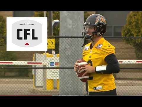 First look at Johnny Manziel in the CFL