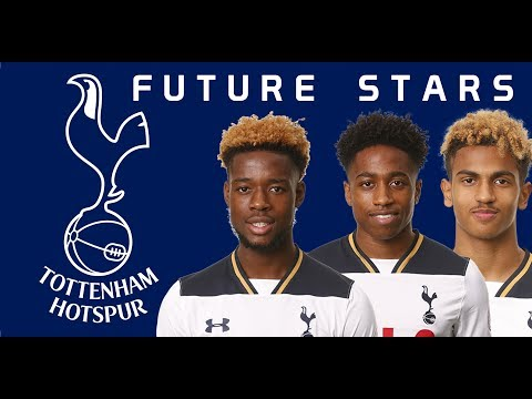 TOTTENHAM HOTSPUR  HOT PROSPECTS * One's For the Future*