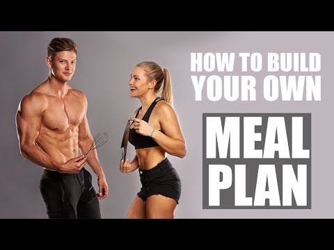Build Your Meal Plan - Step By Step Tutorial (Flexible Dieting)