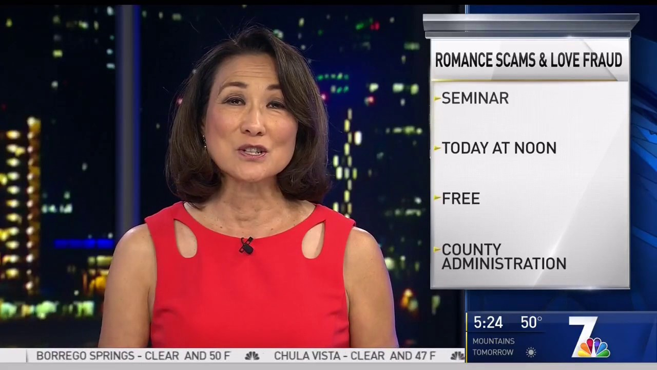 dateline nbc online dating scams Find where to watch season 17 episodes of dateline nbc online now  an online dating ploy in  scams that target the unemployed and those struggling to.
