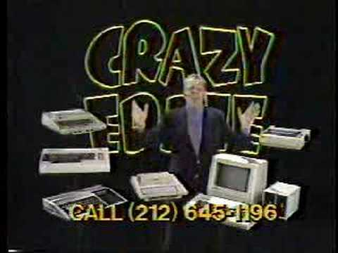 Mark Simone - Watch What Computers You Could Buy At Crazy Eddie In the 1980's