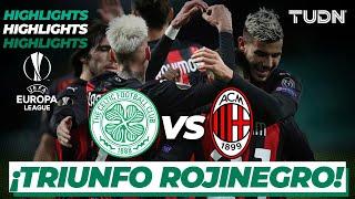 Highlights | Celtic 1-3 Milan | Europa League 2020/21 - J1 | TUDN