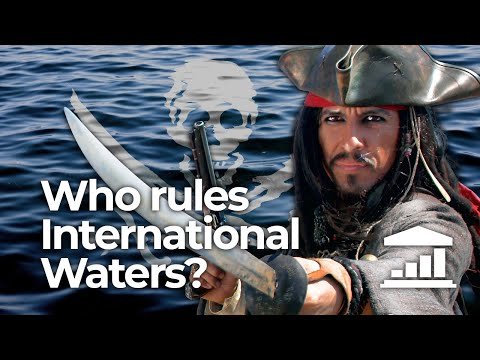 Can You Commit A CRIME In INTERNATIONAL WATERS? - VisualPolitik EN