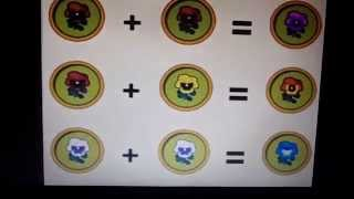 Animal Crossing les fleurs hybrides