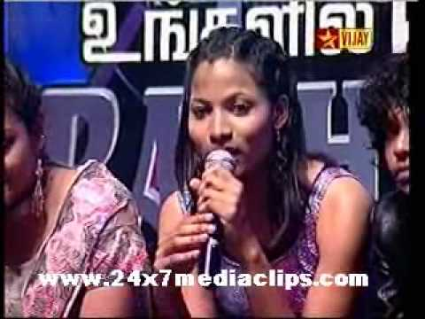 Ungalil Yaar Adutha Prabhudeva one on one round level 2 Vijay Tv Shows 20-03-2009 Part 5