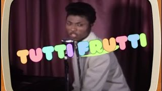 little richard tutti frutti official lyric video