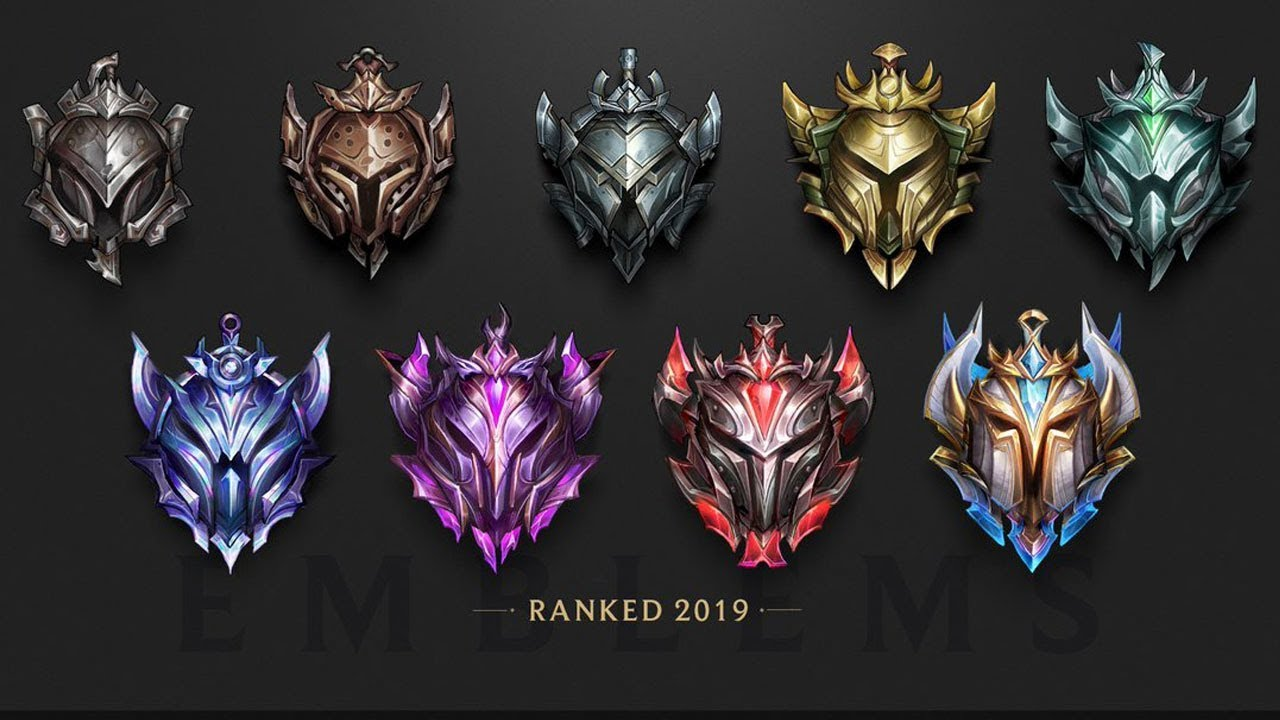 All 9 New Ranked Icons for Season 9!