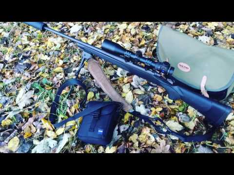 ZEISS CONQUEST DL 3-12x50 SCOPE & 8x42 CONQUEST HD BINOCULARS REVIEW