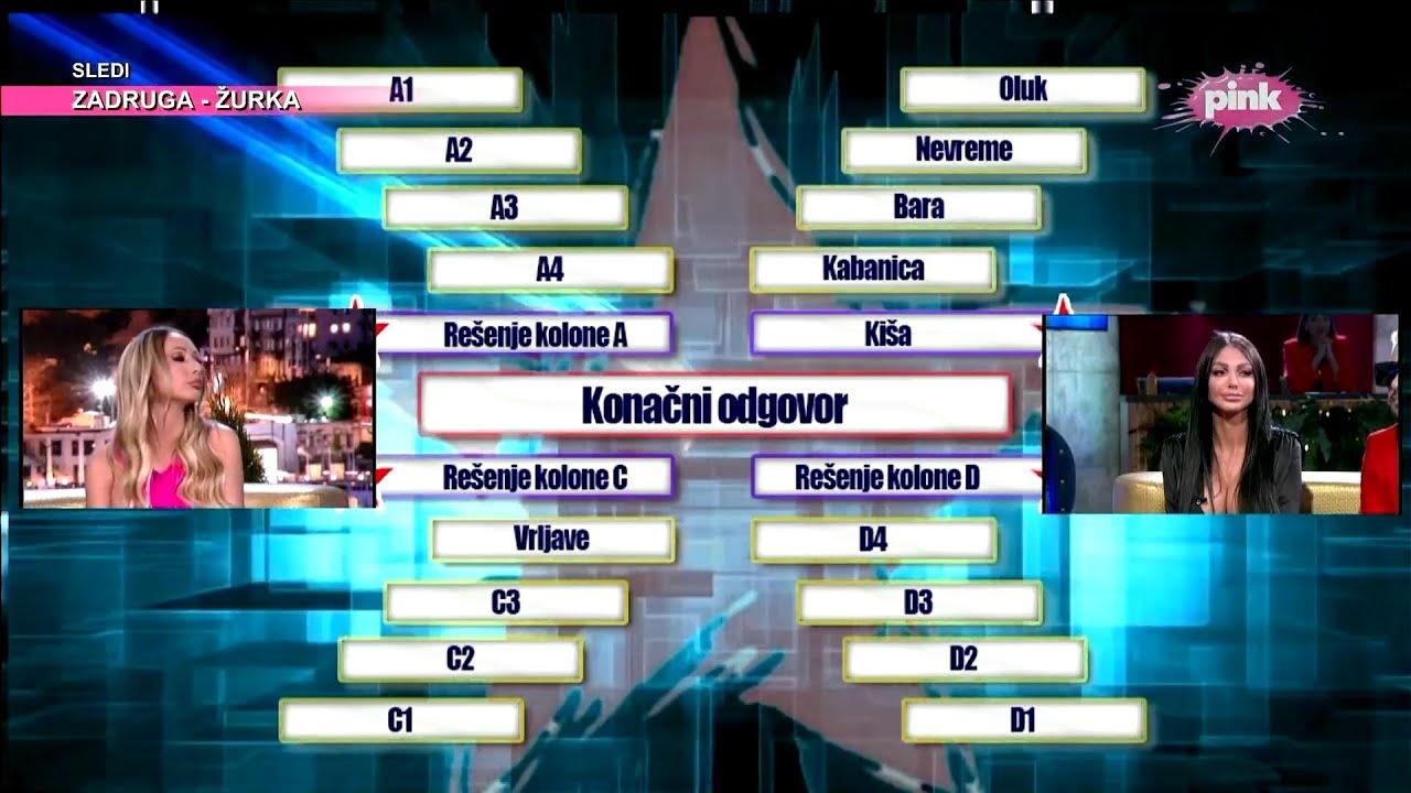 Download Asocijacije - Maca Diskrecija i Maja Marinković (Ami G Show S14)