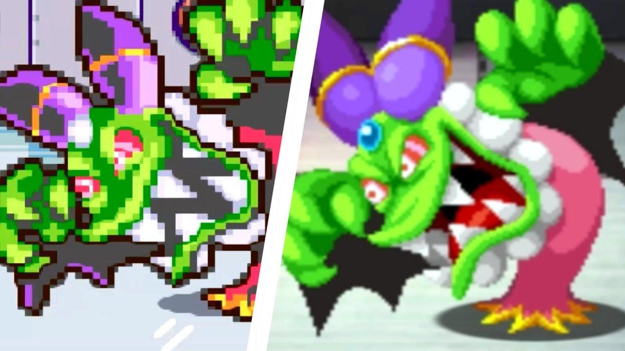 Mario & Luigi - Superstar Saga 3DS - All Bosses Comparison (3DS vs Original)