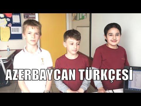 Azerbaycan Türkçesi Kelimeler Turnuvası...
