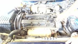 Manque de puissance et problème de démarrage du moteur daewoo nubira