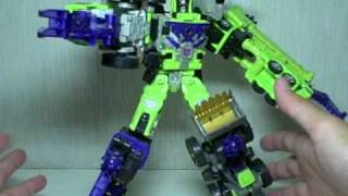 Transformers Classics Energon Devastator