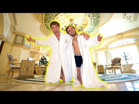 WE THREW HIM A $100,000 VEGAS BIRTHDAY PARTY! **penthouse**