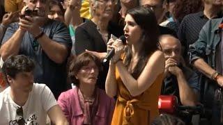 """Montero respalda a Rosell en su """"batalla"""" contra Soria y juez Alba"""