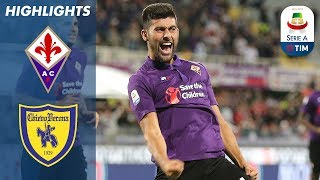 Fiorentina 6-1 Chievo | Fiorentina Score Six To Cruise Past Chievo | Serie A streaming