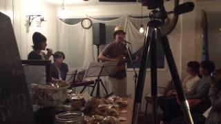 Brown Steppers + Mariko&Genya.Live at enowa.2015.09.17.