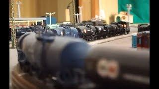 【16番(HO)】EF65牽引・石油タンク列車