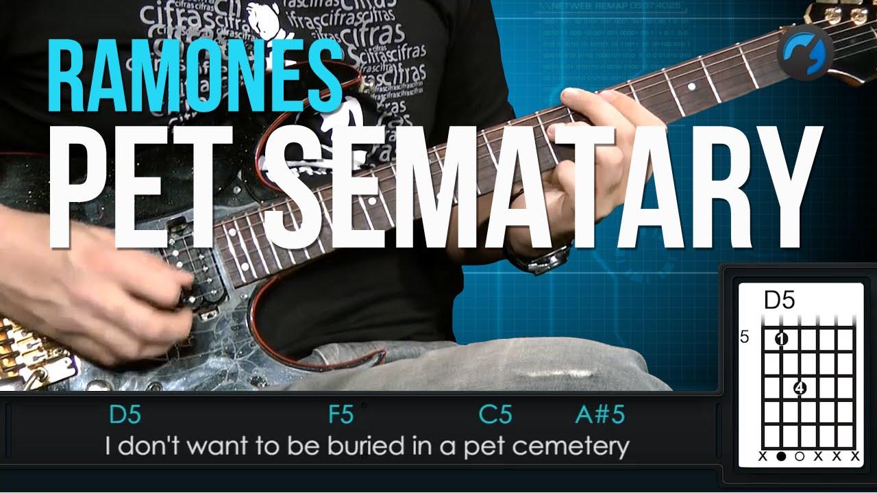 musica do ramones pet sematary