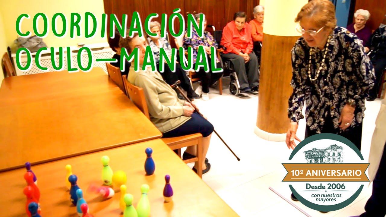 Ejercicios Terapia Ocupacional - YouTube