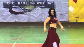Lovely Desi Look mix Bollywood dance Tanya Panchenko