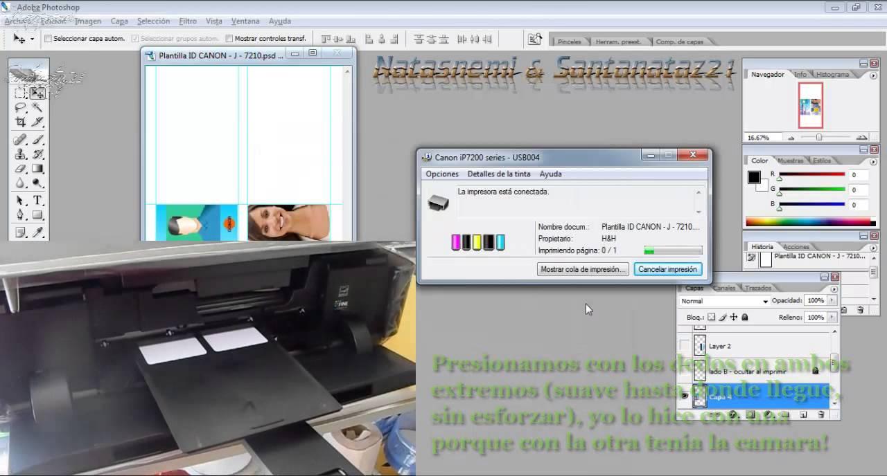 Software para imprimir fotos canon 93