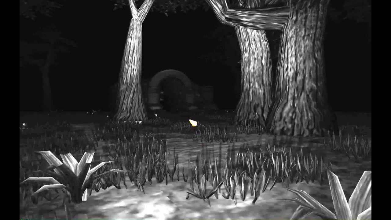 Haunted Forest Live Commentary Multiplayer Horror Game