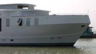 Bondway Yachts Liveaboard 80 ft Motor Boat