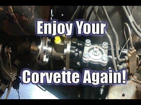 Borgeson C3 Corvette Power Steering Upgrade Kit 999032 |1963-1982