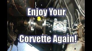 Borgeson C3 Corvette Power Steering Upgrade Kit 999032  1963-1982