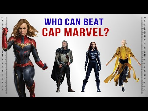 Who Can Beat Captain Marvel?