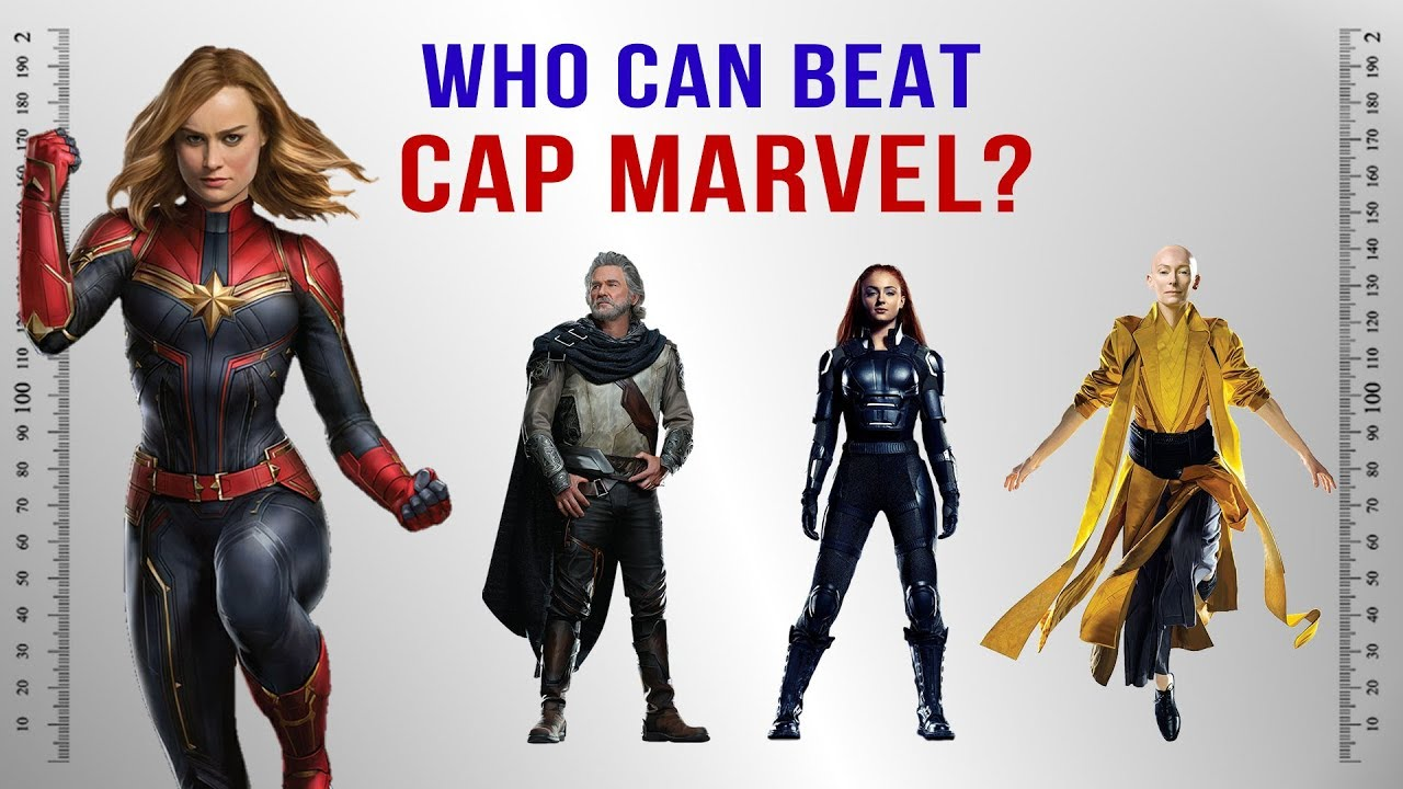 Download Who Can Beat Captain Marvel?