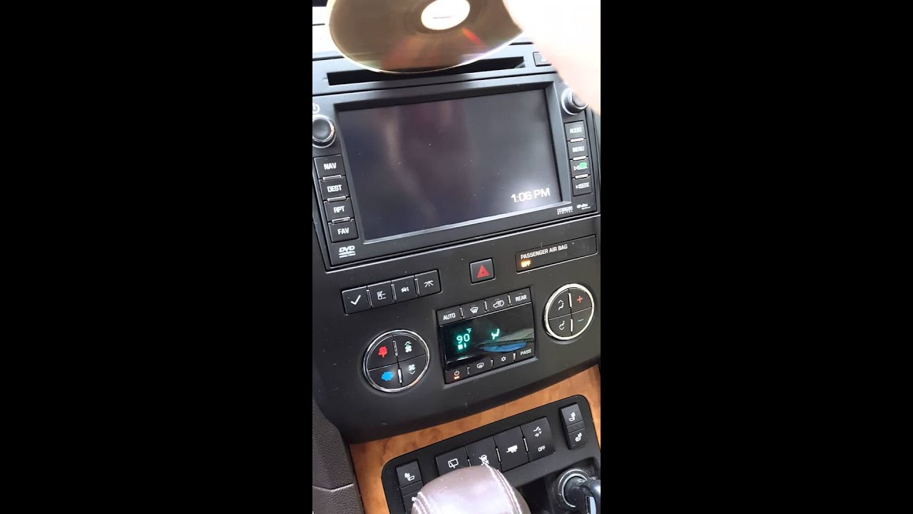 2009 buick enclave dvd disc error solution for quick play dvd s rh youtube com 2011 Buick Enclave Antenna 2013 Buick Enclave Interior