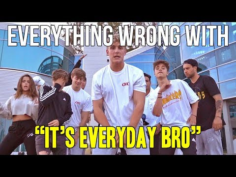 """Everything Wrong With Jake Paul """"It's Everyday Bro"""""""