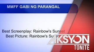 Rainbow's Sunset, humakot ng award sa MMFF Gabi ng Parangal