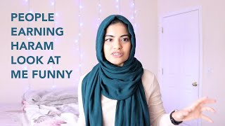 I Want To Become Successful But Life Is So Critical - Haram vs Halal Income Resimi