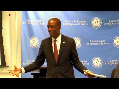 Accountability & Governance in Africa - Raymond Gilpin