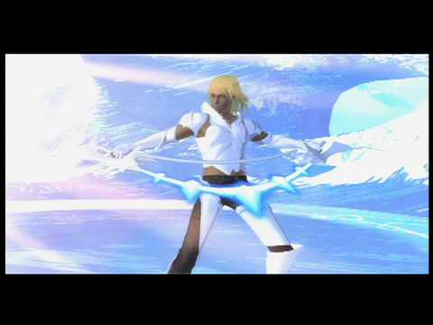 El Shaddai Gameplay / Playthrough Part 1 Xbox 360