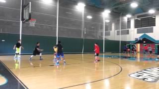 santiago high school basketball tryouts coach rob alexander fails deserving players