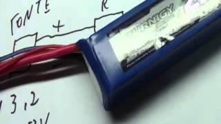 carregador de bateria lipo custo um real - parte 1