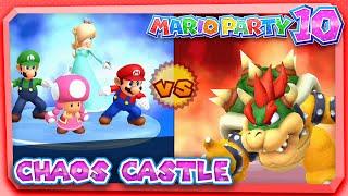 Mario Party 10 - Chaos Castle (4 Player)